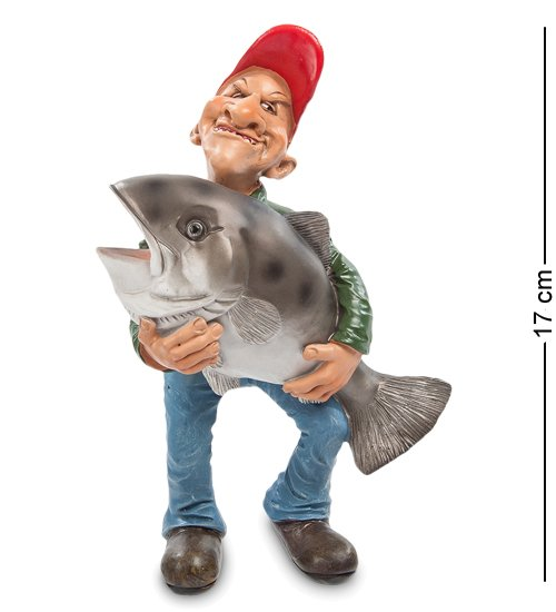 купить фигурку рыбак