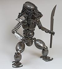 Декоративные изделия из металла | Сувениры из металла | Фигурки из ...